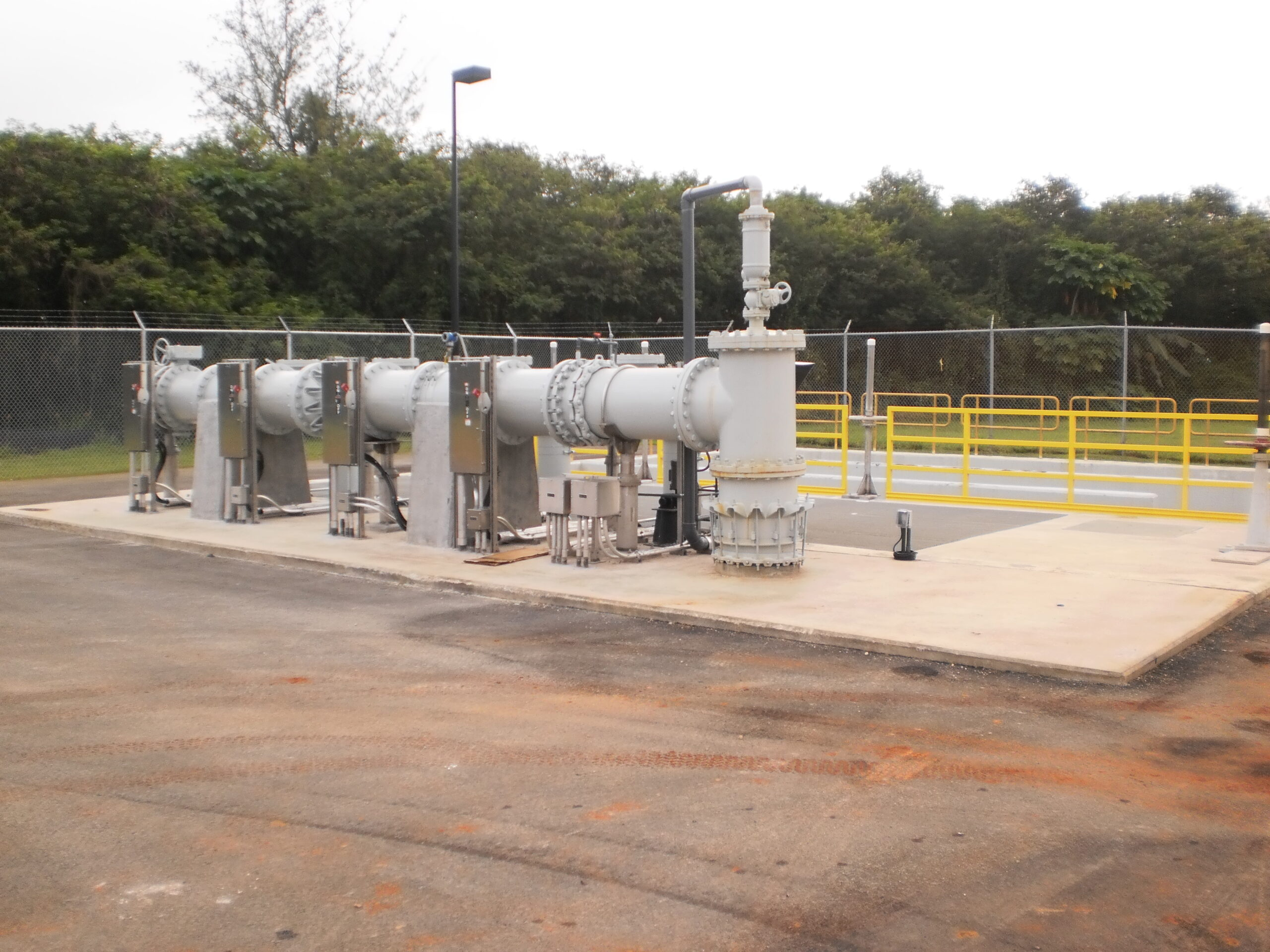 Wastewater Treatment Plant Repairs and Upgrade